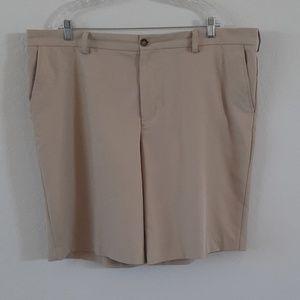 🦎Izod Mens Flat Front Shorts